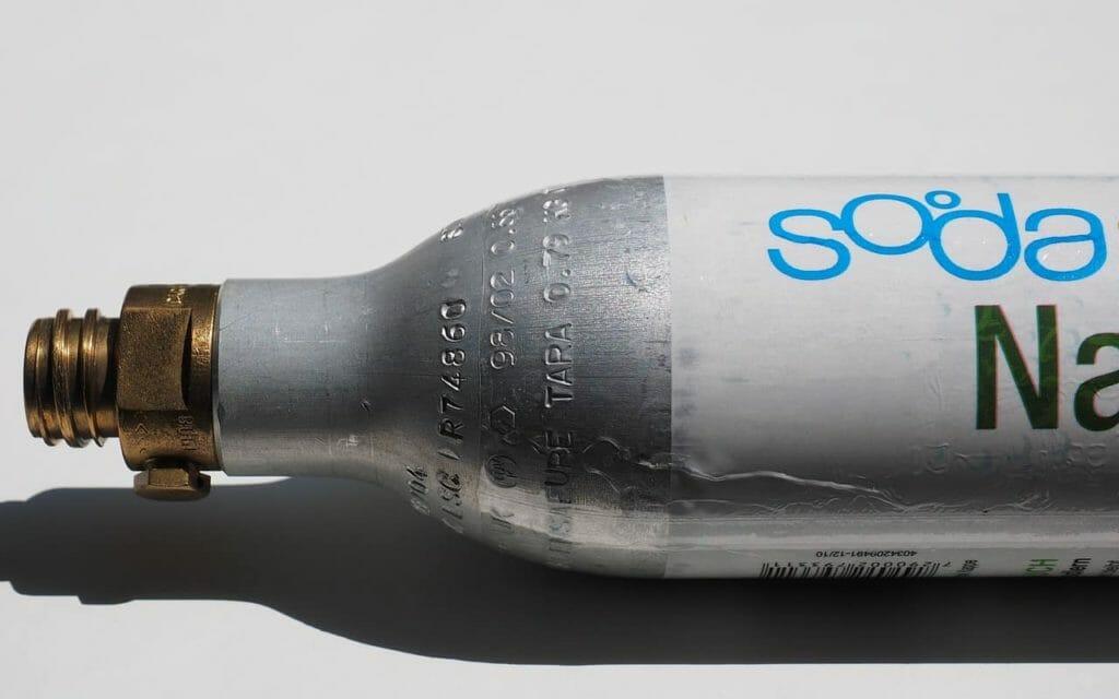 SodaStream Gasflasche kaufen