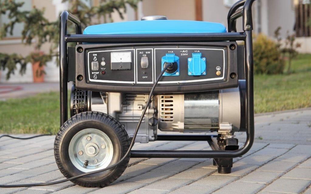 mobiler Gasstromerzeuger für Benzin und Flüssiggas