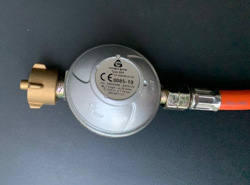 Druckminderer Gasflaschen